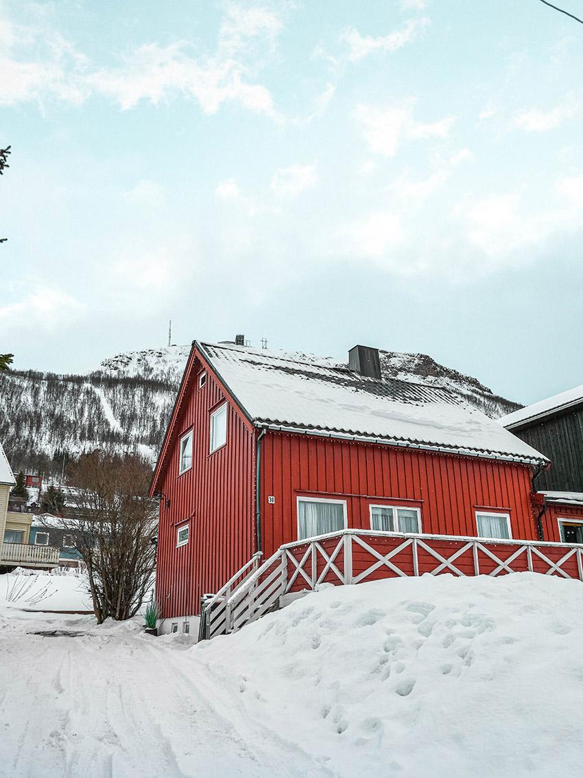 Tromsø Storsteinen