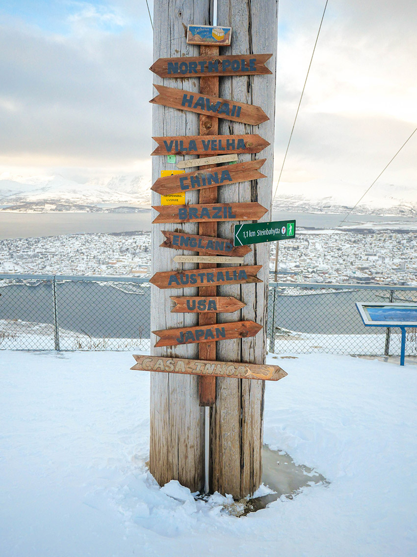 Tromsø Storsteinen Fjellheisen