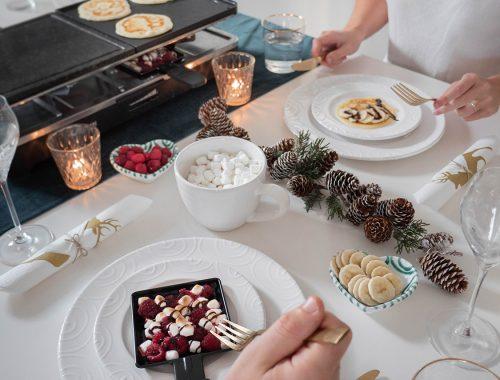 Raclette süß