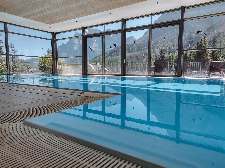 Hotel mit Pool